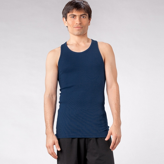 SALE / 4-rth Sustain Tank ( Royal Blue )