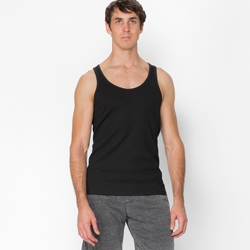 SALE / 4-rth Sustain Tank in Black