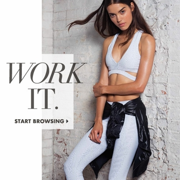 Activewear Catalog