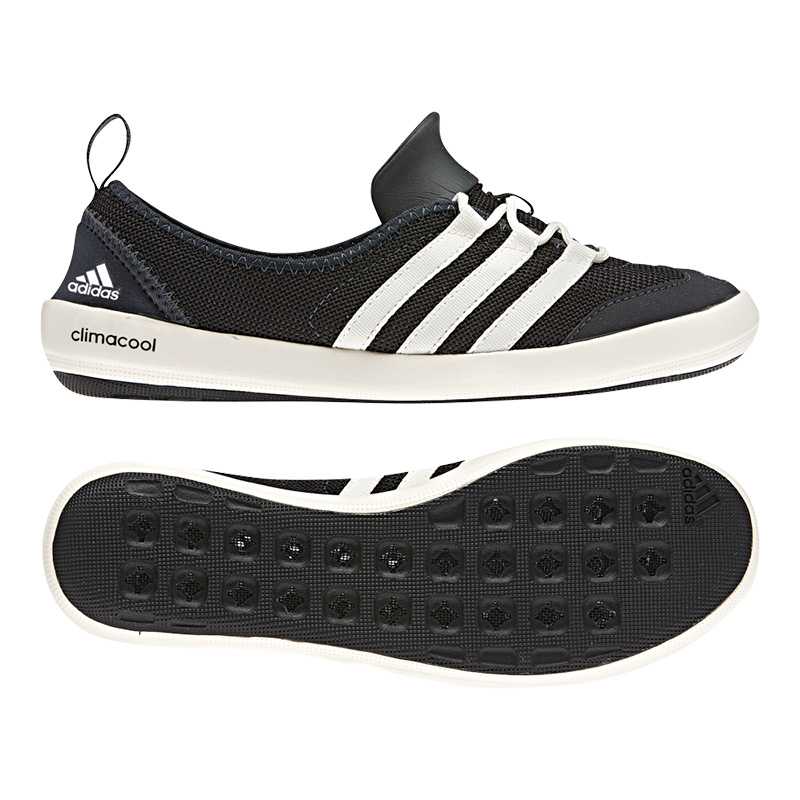 uk cheap sale new york another chance Adidas Climacool Boat Sleek Shoe Womens Apparel at Vickerey