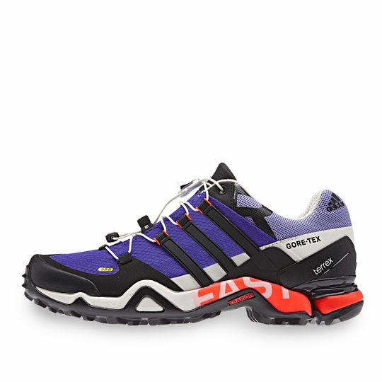 Adidas Terrex Fast R GTX W Shoe ( Night Flash/Black/Red )