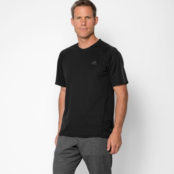 Adidas Terrex Swift Drydye Tee in Black