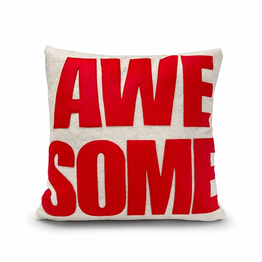 Alexandra Ferguson AWESOME Pillow
