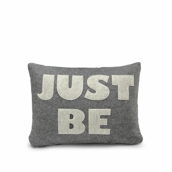 Eco Alexandra Ferguson JUST BE Pillow