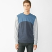 Alternative Apparel French Terry Color Blocked Crew