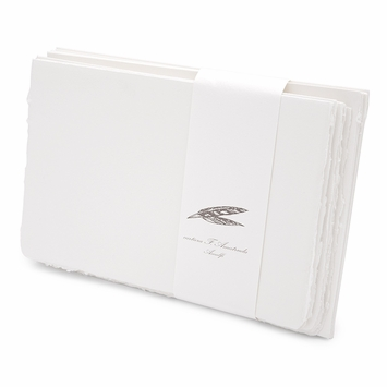 Amalfi Folded Note Cards with Envelopes (8 ct.) (4.5 x 6.75)