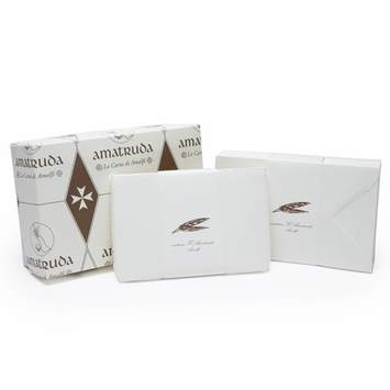 Amalfi Flat Response Cards with Envelopes (50 ct) (3.5 x 5.25)