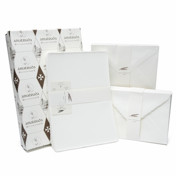 Amalfi Wedding Sheets with Envelopes (100 ct.) (8.5 x 12)