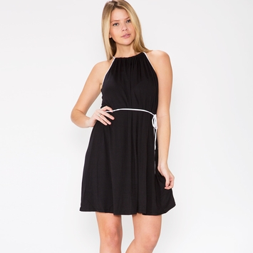 Amour Vert Orla Dress in Black