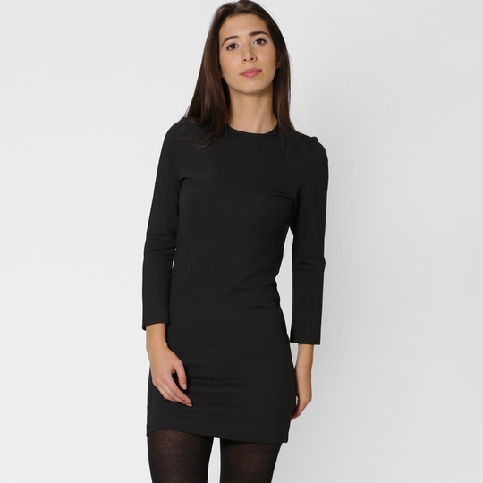 Amour Vert Tabatha Dress ( Black )