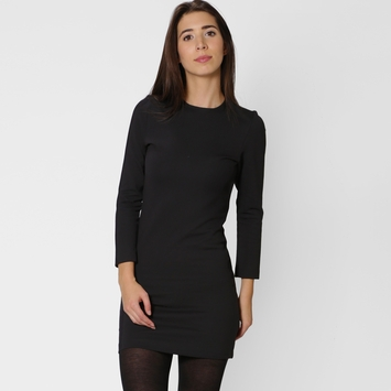 Organic Amour Vert Tabatha Dress in Black