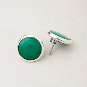 Andean Collection Sofia Earrings in Jade