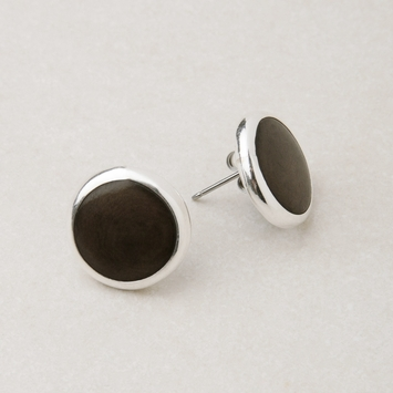 Andean Collection Sofia Earrings in Steel