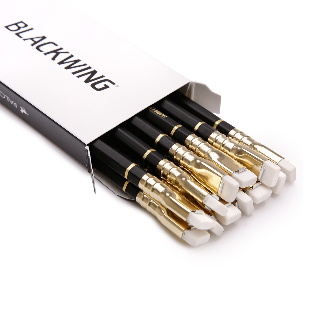 Blackwing soft graphite pencils 12 ct eco paper at vickerey
