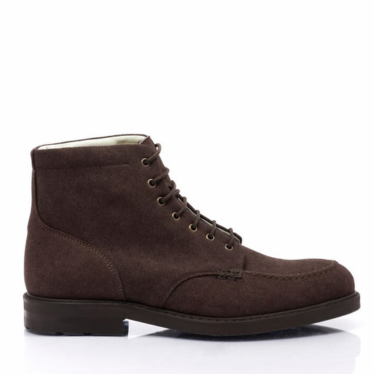 Bourgeois Boheme Adrian Boot ( Brown )