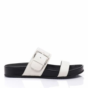 Bourgeois Boheme Ashley Sandal in White