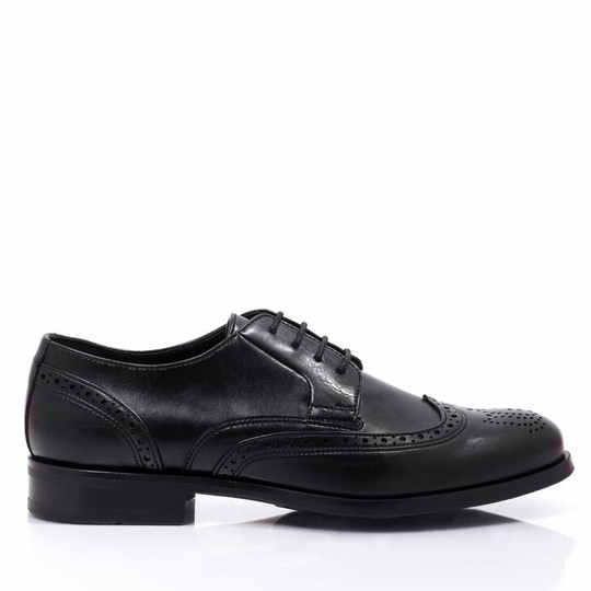 Bourgeois Boheme Owen Shoe ( Black Matte )
