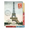 Cavallini Paris Large Notebook Set (5.5 x 7.25)