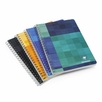 Clairefontaine A4 Side Spiral Bound Notebook: Multiple Subjects (8.25 x 11.75)