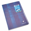 Clairefontaine A4 Side Staple Bound Twin Notebook With Two Subjects (8.25 x 11.75)