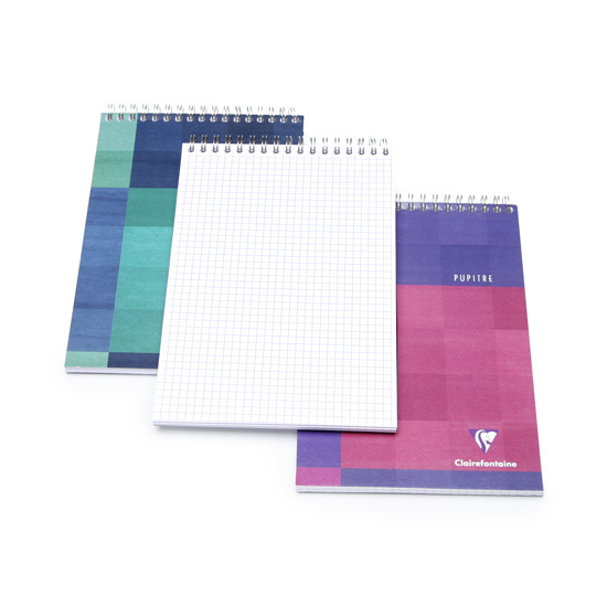 custom graph paper notepads