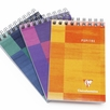 Clairefontaine Classic Mini Top Spiral Bound Notepad (3 x 4.75)