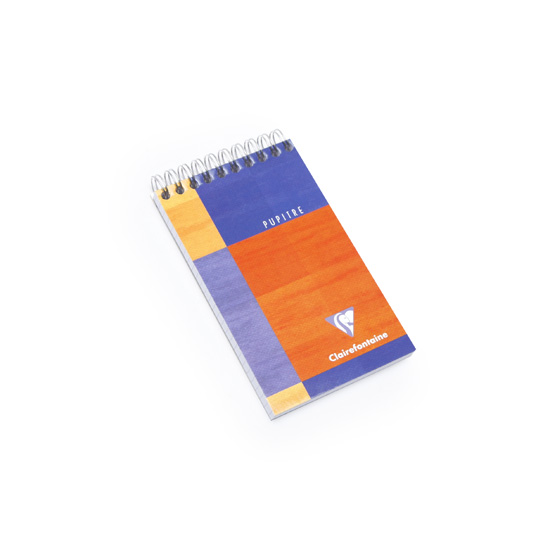 clairefontaine classic pocket top spiral bound notepad  3