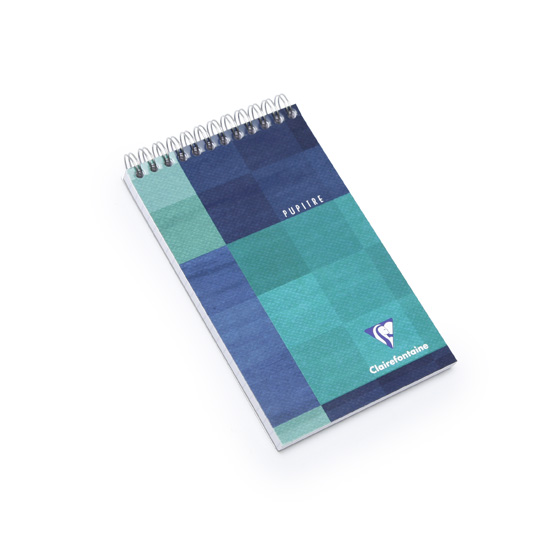 clairefontaine classic pocket top spiral bound notepad  4
