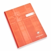 Clairefontaine Large Cloth Bound Notebook (6 x 8.25)