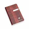 Clairefontaine Pocket Ruled Cloth Bound Notebook (3.75 x 5.5)