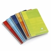 Clairefontaine Pocket Side Spiral Bound Notebook: Multiple Subjects (4.75 x 6.75)