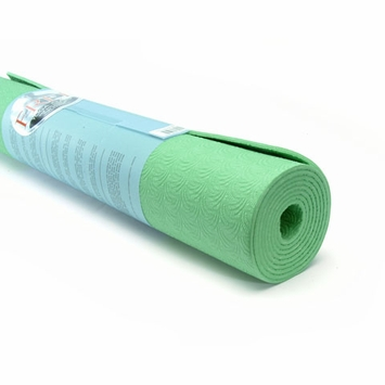 Earth Elements Yoga Mat 3mm in Green