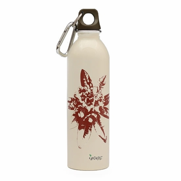 Earthlust Water Bottle in Rhodie