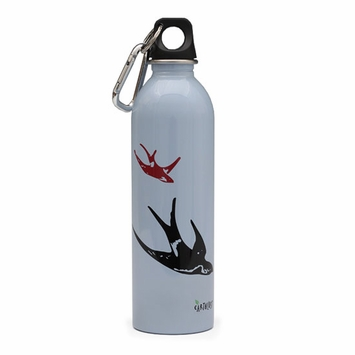 Earthlust Water Bottle in Swallow