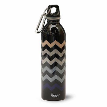 Earthlust Water Bottle in Chevron