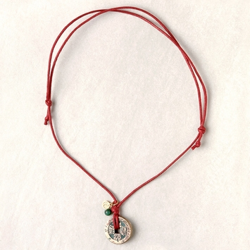 Energy Muse Good Fortune Necklace