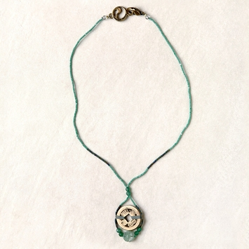 Energy Muse Wish Necklace