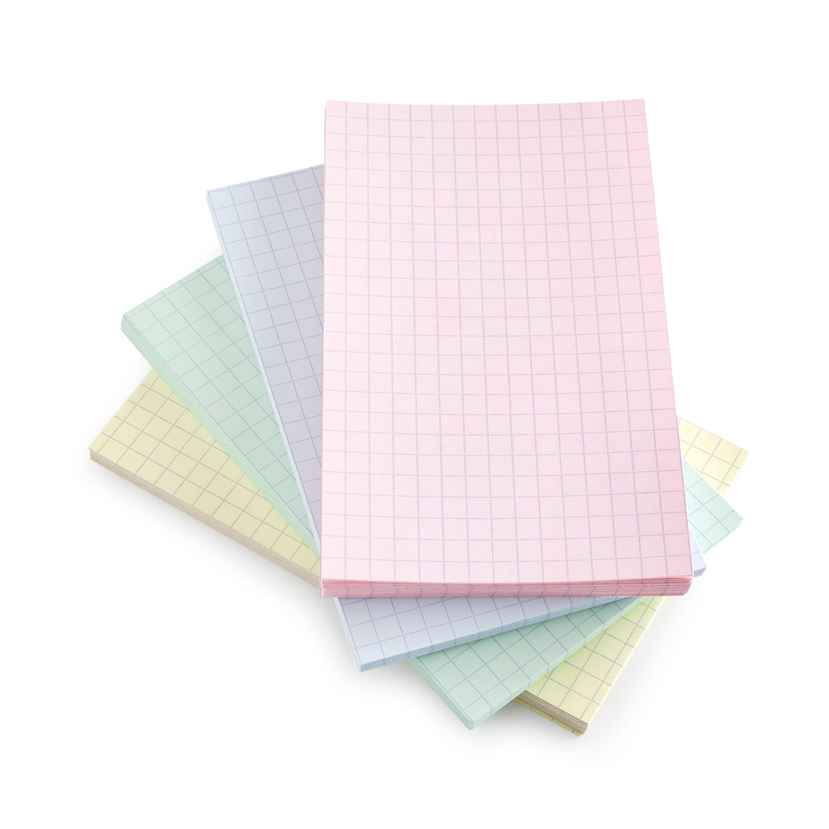 exacompta graph index cards  3 x 5  eco paper at vickerey