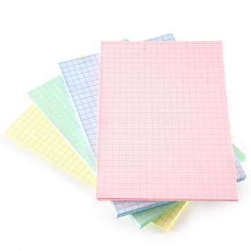 Exacompta Graph Index Cards (4 x 6)