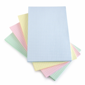 Exacompta Graph Index Cards (5 x 8)