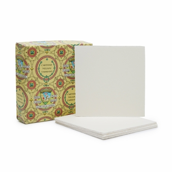 Fabriano Medioevalis Square Single Cards (4.75 x 4.75)