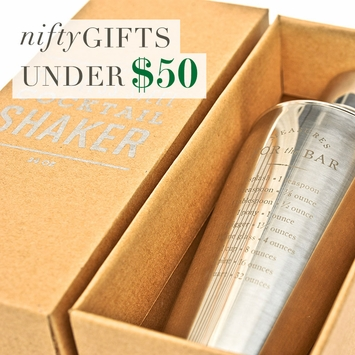 Fave Gifts Under $50
