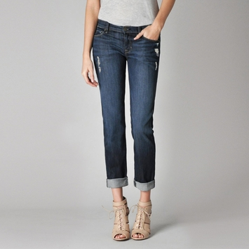 Fidelity Denim Axl Adanac Relaxed Skinny Jean in Town+Country Denim