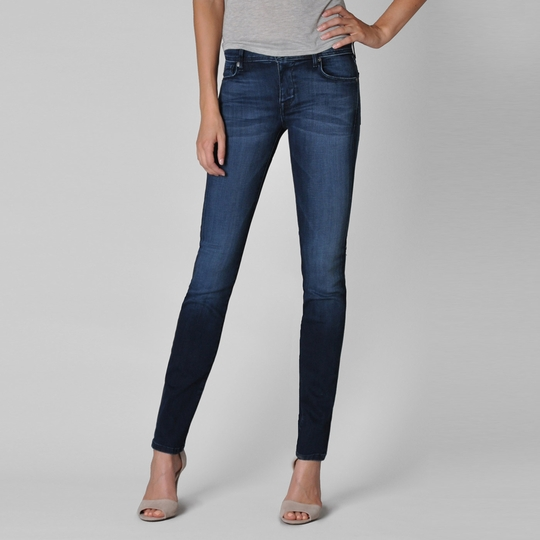 Fidelity Denim Belvedere High Rise Ultra Skinny Jean ( Starlet Denim )