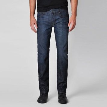 Fidelity Jeans Jimmy Slim Generation Jean in Harvard Dark Denim