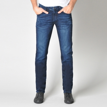 Fidelity Jeans Jimmy Slim Tailored Jean in Oxy Denim Blue