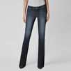 Fidelity Denim Mid Rise Slim Boot Cut Jean
