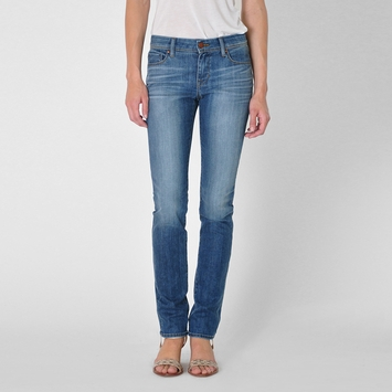 Fidelity Denim Light Wash Stevie Jean in Caspian