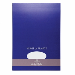 G. Lalo Verge De France Large Tablet (8.25 x 11.75)