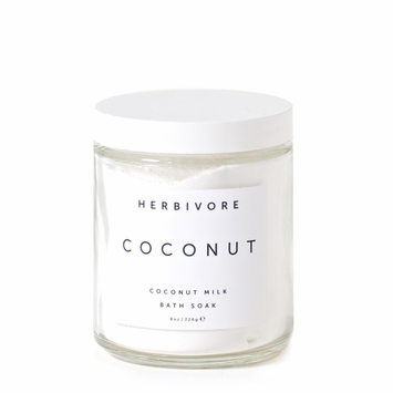 Herbivore Botanicals Coconut Milk Bath Soak 8 oz.